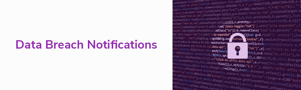 GDPR Requirements and Characteristics - Data Breach Notifications