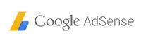 Logo of Google AdSense