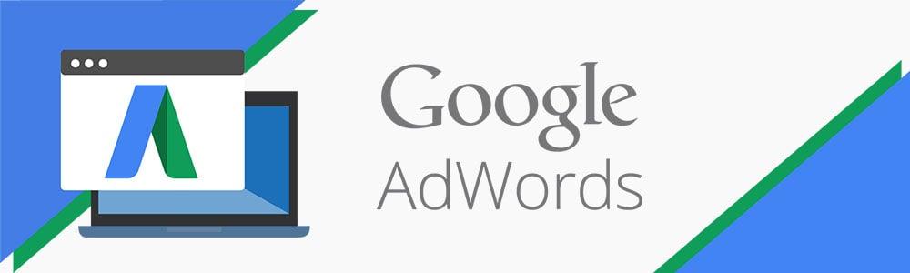 Logo of Google AdWords 02