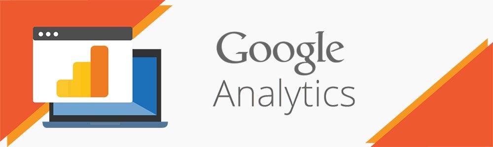Logo of Google Analytics - 02