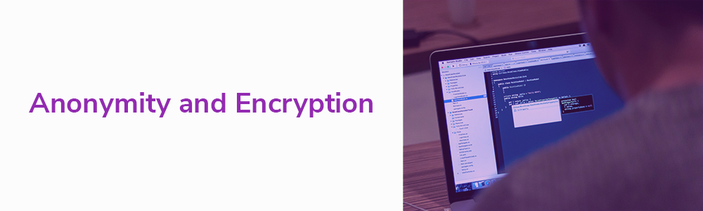 Anonymity and Encryption