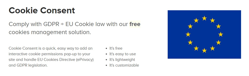 PrivacyPolicies.com: Cookies Consent - page introduction