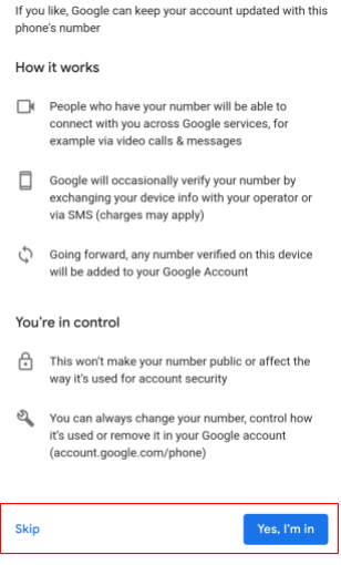 Consent request screen from Google Drive Android app