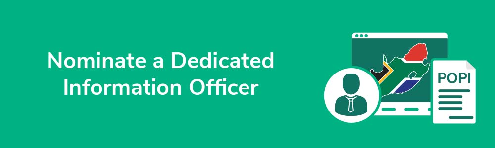 Nominate a Dedicated Information Officer