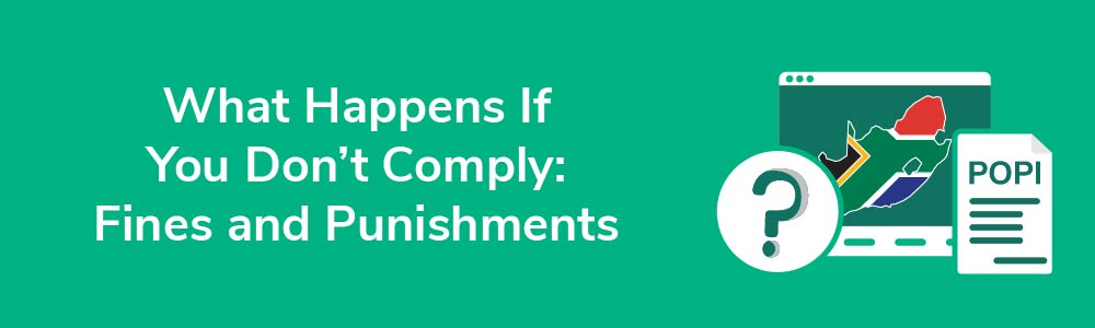 What Happens If You Don't Comply: Fines and Punishments