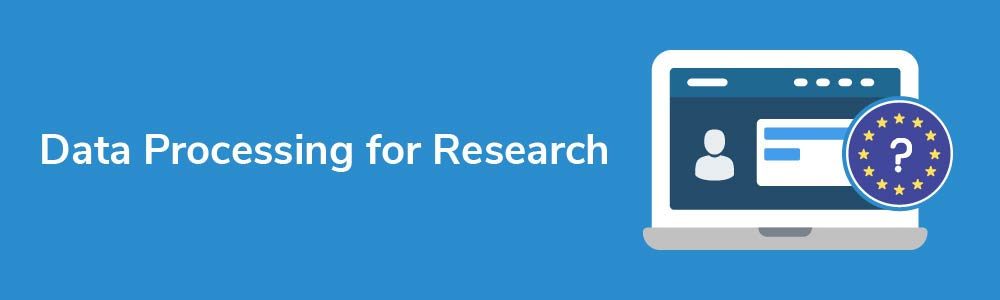 Data Processing for Research