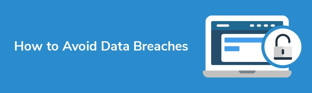 How to Avoid Data Breaches