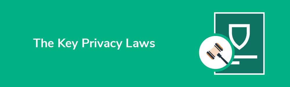 The Key Privacy Laws