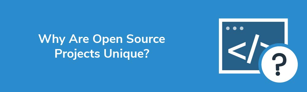 Why Are Open Source Projects Unique in the Realm of Privacy?