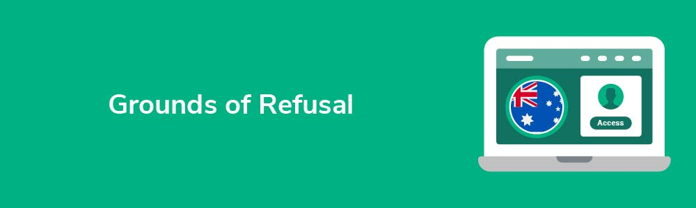 Grounds of Refusal