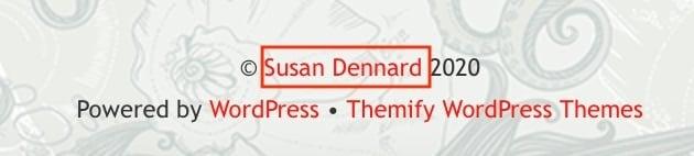Susan Dennard Copyright Notice