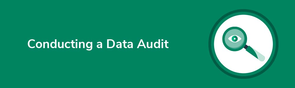 Conducting a Data Audit
