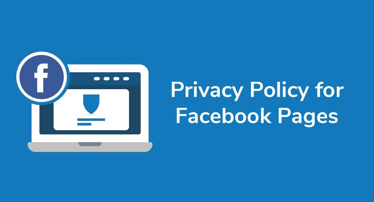 Privacy Policy for Facebook Pages
