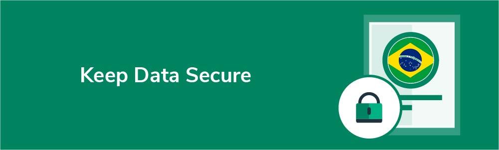 Keep Data Secure