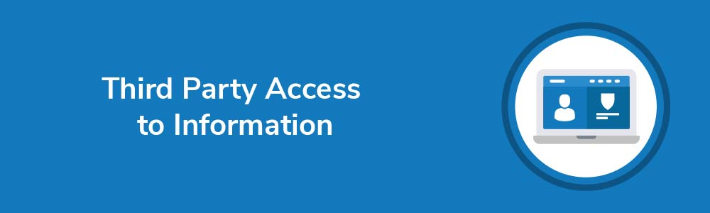 Third Party Access to Information