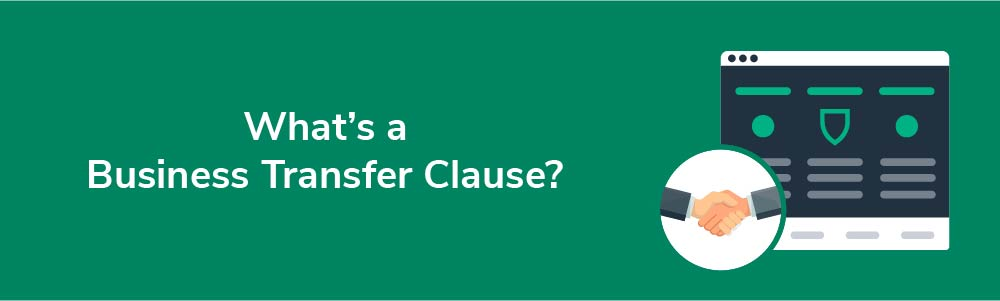 What's a Business Transfer Clause?