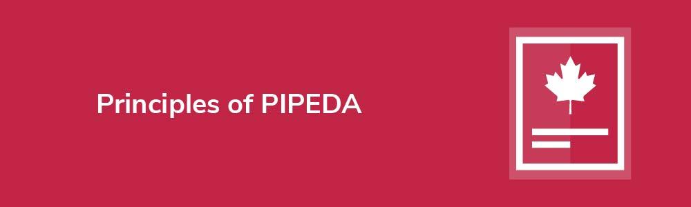 Principles of PIPEDA