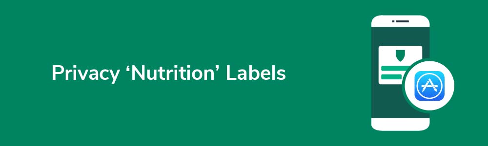 Privacy 'Nutrition' Labels