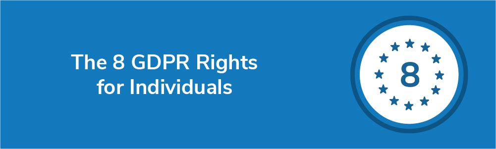 The 8 GDPR Rights for Individuals