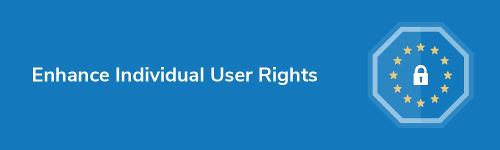 Enhance Individual User Rights