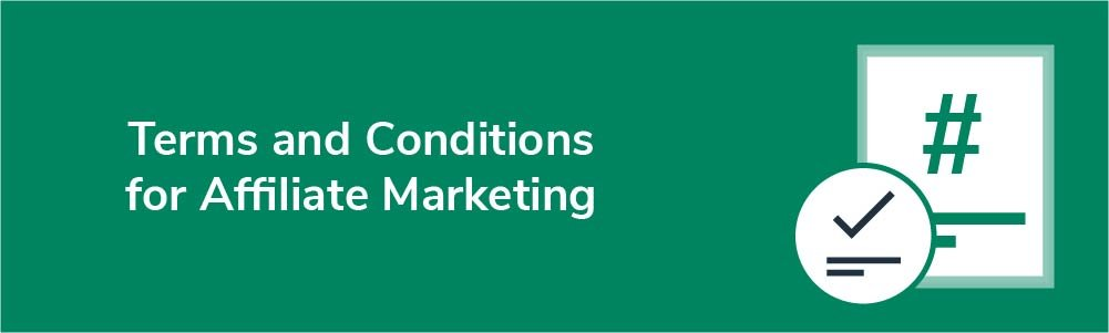 Terms and Conditions for Affiliate Marketing