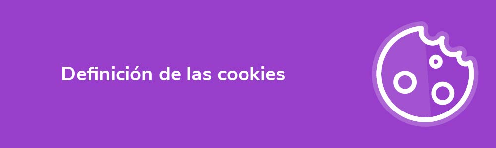 Definición de las cookies