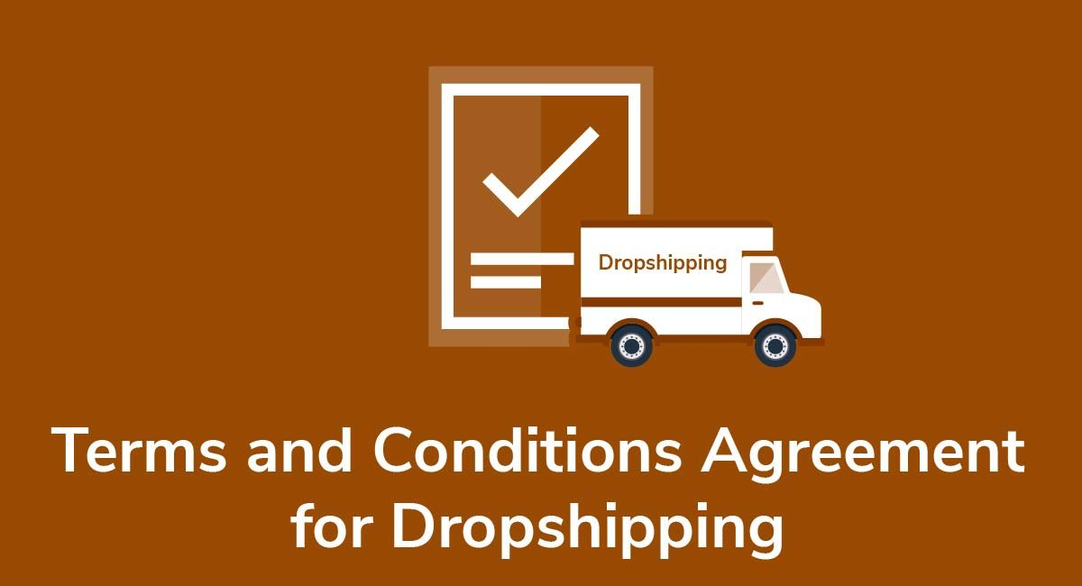 Terms and Conditions Agreement for Dropshipping