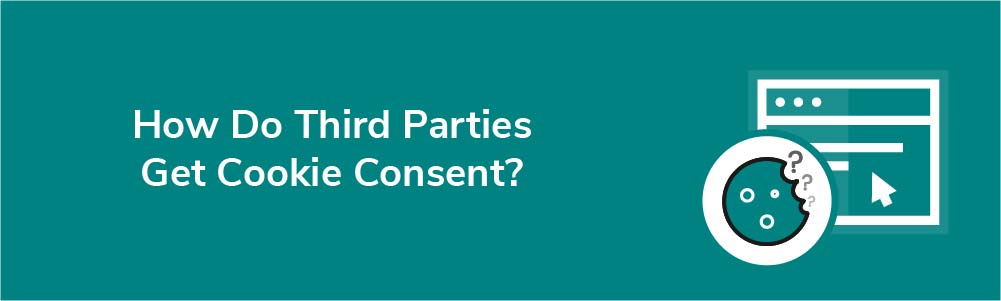 How Do Third Parties Get Cookie Consent?